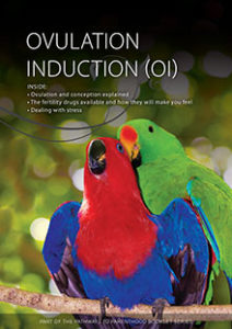 Fertility First - Ovulation Induction Booklet